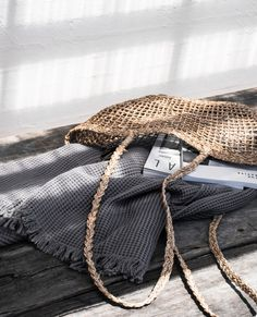 Linen/Cotton waffle towels are a dream for the bath and the beach! Shop Now. Linen Sheets, Linen Bedding, Bed Sheets, Five Star Hotel, Heat Pack, Dream Decor, Restaurant Design, Living Room Bedroom, Waffle