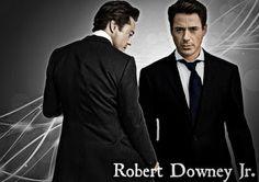 Informs: Robert Downey Jr