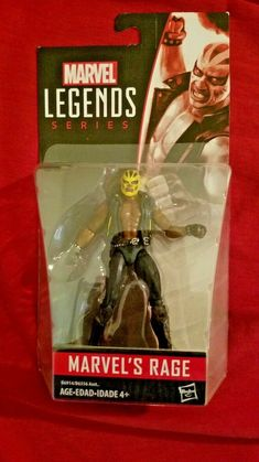 Marvel Legends Human Torch 6-inch Action Figure with Metallic Gold-Bordered Large Card Toy Biz Series 2