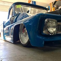 Just another Saturday at the shop . #c10 Bagged #Accuair #c10 #c10buildersguide #c10trucks #classicperformanceproducts ...