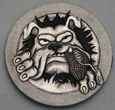 Steve Cox Pewter Art, Hobo Nickel, Coin Art, Coins, Carving, Cool Stuff, Marines, Sword, Angels