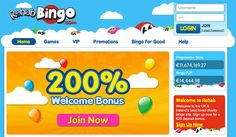 Rehab Bingo is a superb bingo site focused on bingo, slots and casino games. It offers lovely prizes, bonuses and promotions. It's safe and it works great on computers and mobiles http://www.bestbingo-sites.com/review/rehab-bingo/