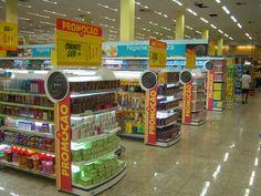 Projeto de loja | Comunicação Visual Hiper DB - Manaus AM