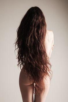 I want that long hair   hot   girl   body   sexy   skin