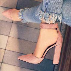 63d08f7ef fashion, heels, and shoes image Salto Alto, Gargantilha, Sandalia Salto,  Madrinhas