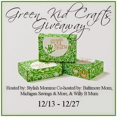 Earth Friendly Creativity - Green Kid Crafts #Giveaway - Green Kid Crafts is a green company that provides creative and educational activities to do with kids through our eco-friendly Subscription Service, Craft  Boxes, Birthday Activities, STEM Science Kits, Creativity Kits.