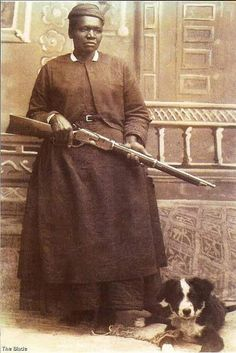 """Mary Fields was born sometime around 1812 & was born a Slave in Hickman County, TN. She was the first African American woman and the second American woman to be employed as a mail carrier with the United States Postal Service. Mary was hired by the U.S. Postal Service because she was able to hitch a team of six horses to a Stagecoach faster than anyone other applicant. She earned the nickname """"Stagecoach Mary"""" because of her reliability even in inclement weather that caused her to walk up t"""
