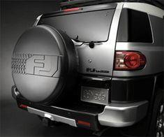 FJ CRUISER FITS 2007-2014 EXHAUST TIP                  OEM Toyota PT18A-60090