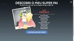 Agencia Digital cria aplicativo da Liga dos Super Pais | Nerd Da Hora