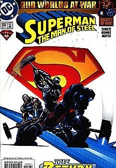 Superman: Man of Steel (1991 series) #117 DC Comics