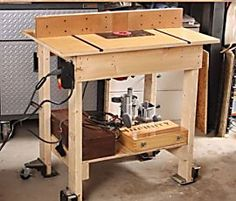 Click here for free project plans and to watch a video for this build a full featured router table that is portable lightweight and easy to keyboard keysfo Images