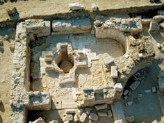 When Did Christianity Begin to Spread? The cross-shaped marble baptistery is one of the new archaeology discoveries at the fourth-century church in Laodicea that shows just how old is Christianity in Turkey.