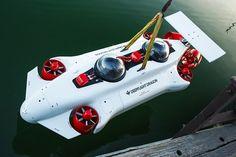 Deepflight Dragon Personal Submarine - Men's Gear