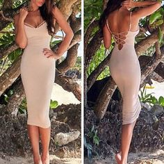 bodycon evening dresses 2015 | 2015-New-Women-Sexy-Backless-Bandage-Bodycon-Pencil-Party-Cocktail ...