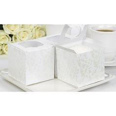 Pearl Flourish Wedding Cupcake Boxes Pearl Flourish Cupcake Box    Wholesale  Wedding Supplies, Discount Wedding Favors, Party Favors, and Bulk Event ... 2b3deba169