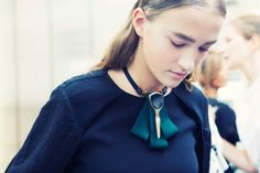 Marni spring 2014 rtw - Behind the scenes