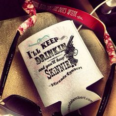 Miranda Lambert.  I HAVE THIS! lol and the Pistol Annies one.. :D