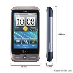 HTC Freestyle F5151 Pd53100 Unlocked Smartphone