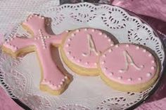 Communion cookie idea