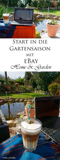 Beginnt bei Euch auch die Gartensaison? Wenn ja, dann schaut doch mal vorbei wie mein Start in die Gartensaison mit #eBay Home & Garden dieses Jahr aussieht.