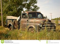 Rustic Farm Truck - Download From Over 36 Million High Quality Stock Photos, Images, Vectors. Sign up for FREE today. Image: 1212925