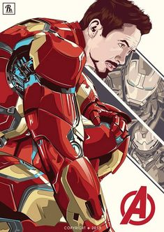 """ Iron Man "" on Behance – Peterson Rosemberg Robert Downey, Jr. "" Iron Man "" on Behance Robert Downey, Jr. "" Iron Man "" on Behance Iron Man Wallpaper, Ps Wallpaper, Marvel Wallpaper, Tony Stark Wallpaper, Iron Man Kunst, Iron Man Art, Iron Man Avengers, Marvel Art, Marvel Heroes"