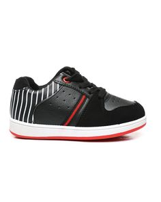 Find Striped Sneakers Boys Footwear from Arcade Styles & more at DrJays. Sweater Boots, Sweater Hoodie, Shoes For Leggings, Kids Footwear, Skirt And Sneakers, Pink Dolphin, Diamond Supply Co, Famous Stars, Boy Shoes