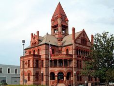 09655 Hopkins County Courthouse in Sulphur Springs, TX