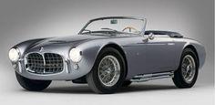 pinterest.com/fra411 #classic #car - Maserati A6G 2000 Spider