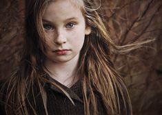 Little Miss Autumn. (© Magda Berny)