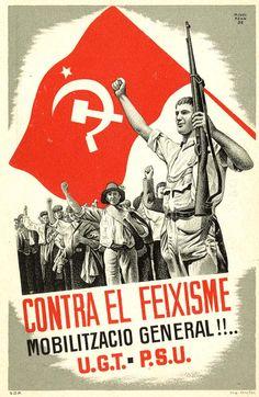Contra el feixisme, 1936