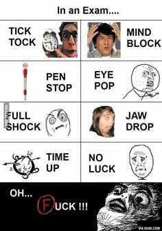Funny pictures about In an exam. Oh, and cool pics about In an exam. Also, In an exam. Latest Funny Jokes, Funny School Jokes, Very Funny Jokes, Cute Funny Quotes, Crazy Funny Memes, Really Funny Memes, Funny Facts, Funny Relatable Memes, Hilarious