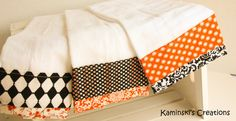 Set of 3 Tea Towels Kitchen Hand Towels by KaminskisCreations, $30.00