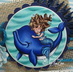 skin: E13, E11, E00, E000, R20 hair: E50, E59, E37, E35, E33, E31 blue (mermaid): N7, B37, B05, B02, B00 blue (whale): N9, B29, B26, B23 white: W5, W3, W1, blender ocean: BG18, BG45, BG13, BG23, BG11