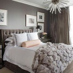 20 gray beige bedrooms ideas
