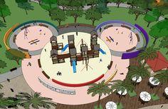 Urban Park Landscape Design