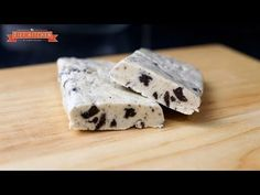 ▶ How To Make Quest Style Protein Bars Recipe - Cookies and Cream - YouTube.