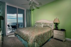 Master Bedroom for 515 http://www.paradisegulfproperties.com/