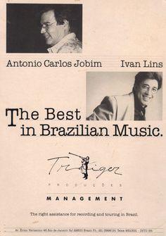 1989- Publicado na Revista Bilboard Internacional anúncio com os artistas da Traiger.