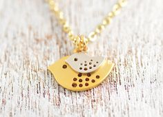 Mom Necklace  gold mother necklace baby shower by MegusAttic