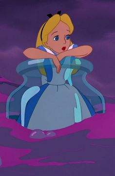 Resultado de imagen para Alice in wonderland animation