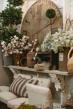 Placid communicated french country shabby chic home Don't miss French Country Kitchens, French Country Living Room, French Country Farmhouse, French Country Style, Rustic French, Shabby Chic Dining, Shabby Chic Kitchen, Shabby Chic Homes, Shabby Chic Decor