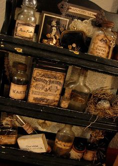 Victorian apothercary i need my medicine cabinet to look like this..i can sayIll just check the apothercary....