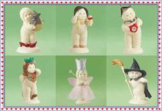 Department 56 Snowbabies Wizard of Oz All Six Figurine | eBay