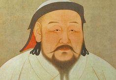 Neto do conquistador Genghis Khan, atacou a China e a derrotou se proclamando o primeiro imperador da dinastia mongol a governar o país. Toda a sua luta contra a China ocasionou em diversas mortes e os soldados sob seu comando tornaram-se conhecidos por atos de extrema crueldade contra populações civis, incluindo castração de prisioneiros, assassinatos em massa e estupros coletivos.