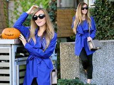 Lena W - Lookbookstore - BLUE HALLOWEEN