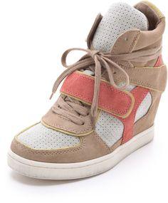 Wedge Sneakers <3