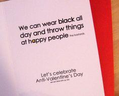 The Funniest Anti-Valentine's Day Cards - Life - Stylist Magazine