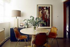 1950s modernism in Pimlico - a council flatconversion - Design Hunter - UK design & lifestyle blog