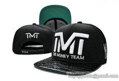 11d05788535 TMT--The Money Team Snapback Hat Caps Brim Rift Leather 193 cheap for  sale